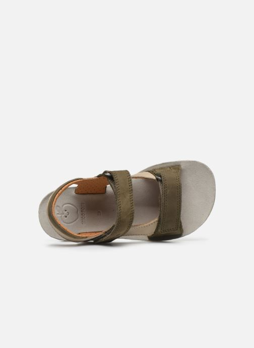 Sandales et nu-pieds Shoo Pom Goa Boy Scratch Vert vue gauche
