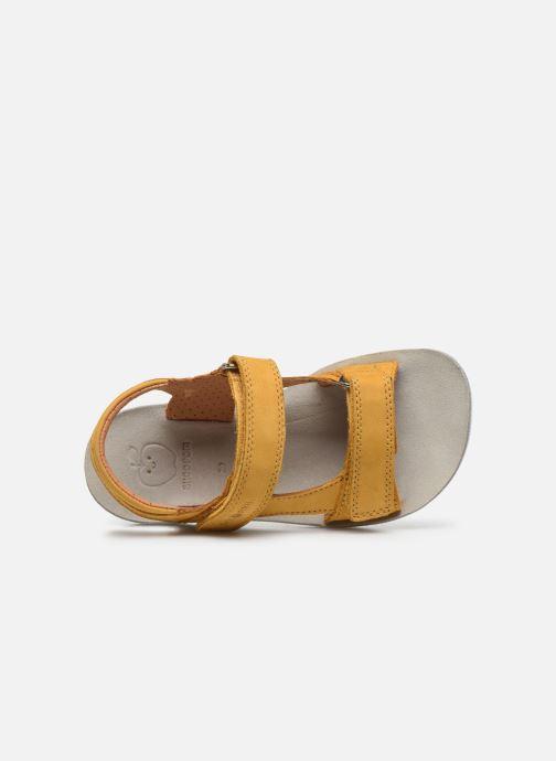 Sandali e scarpe aperte Shoo Pom Goa Boy Scratch Giallo immagine sinistra