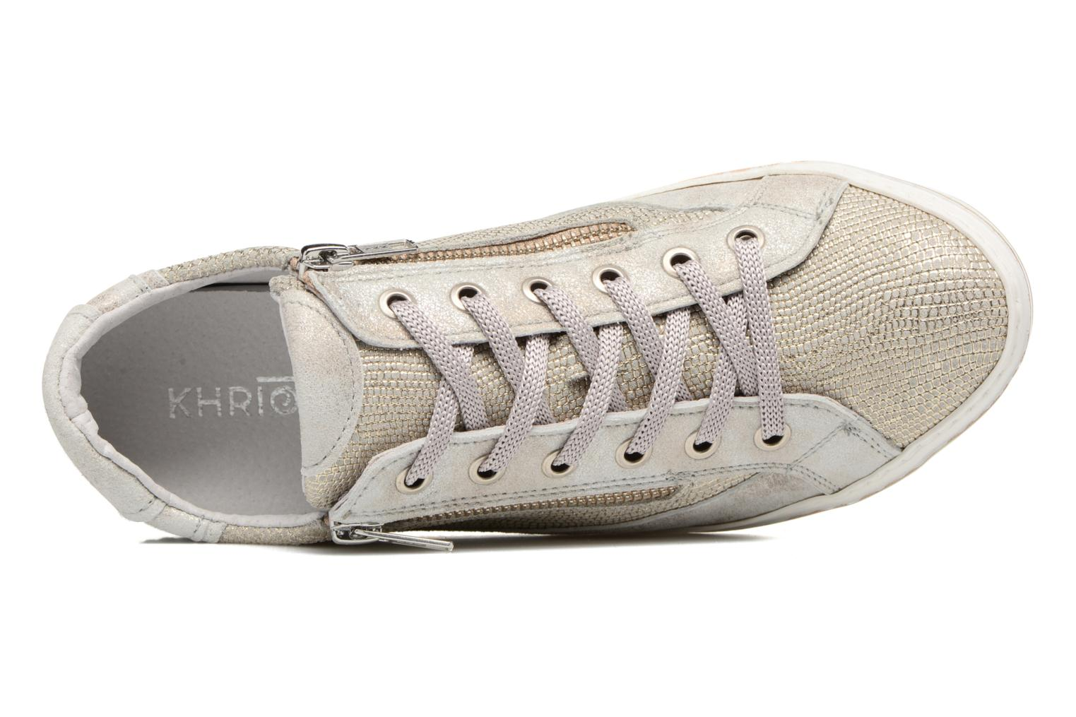 Sneakers Khrio Giulia Zilver links