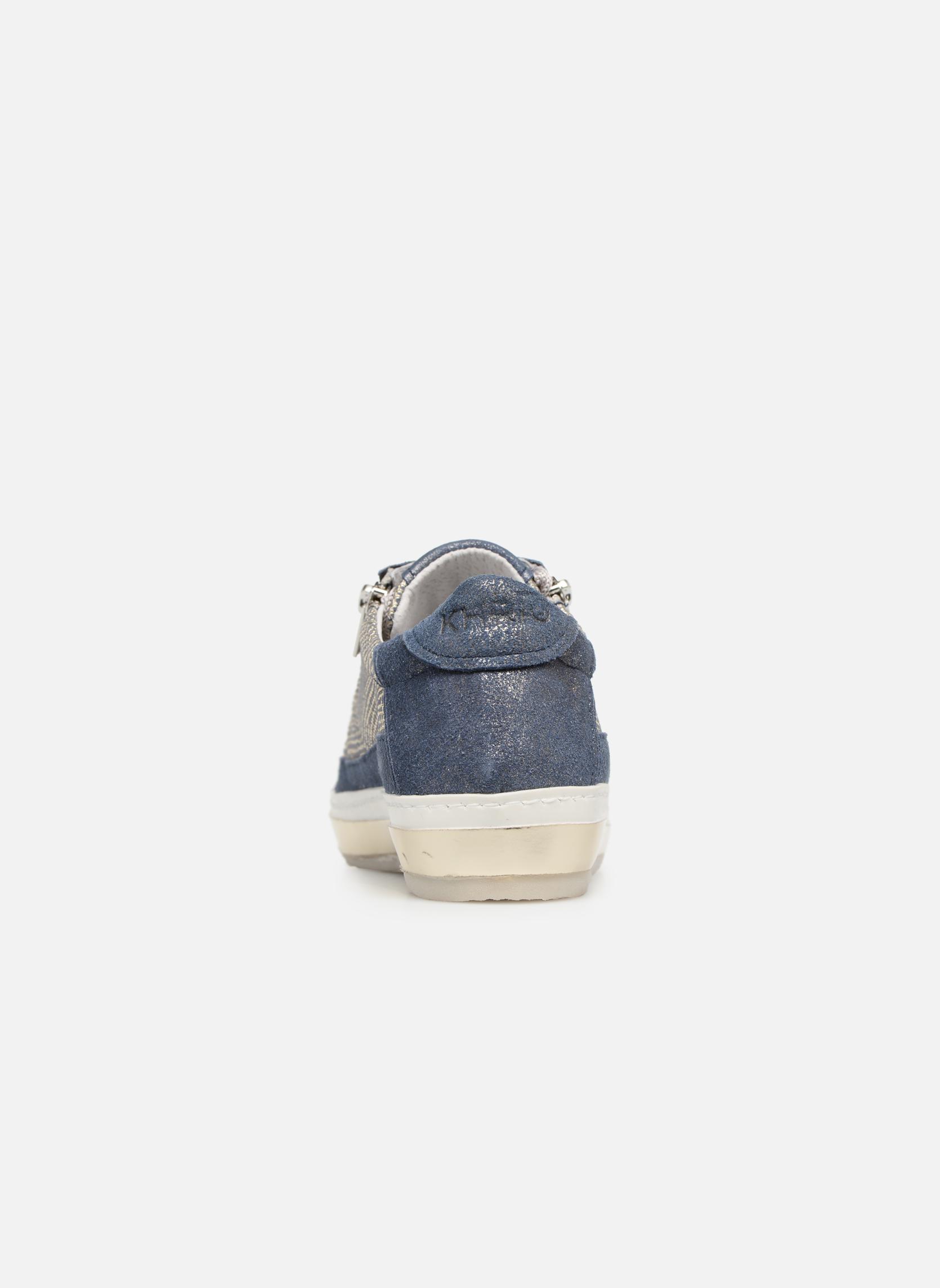 Sneakers Khrio Giulia Azzurro immagine destra