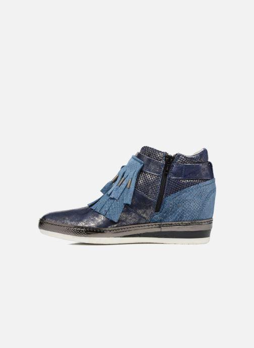 Sneakers Khrio Sofia Blauw voorkant