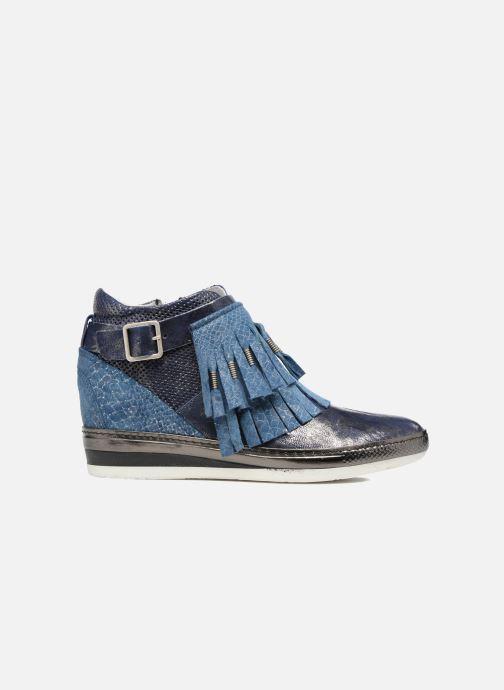 Sneakers Khrio Sofia Blauw achterkant