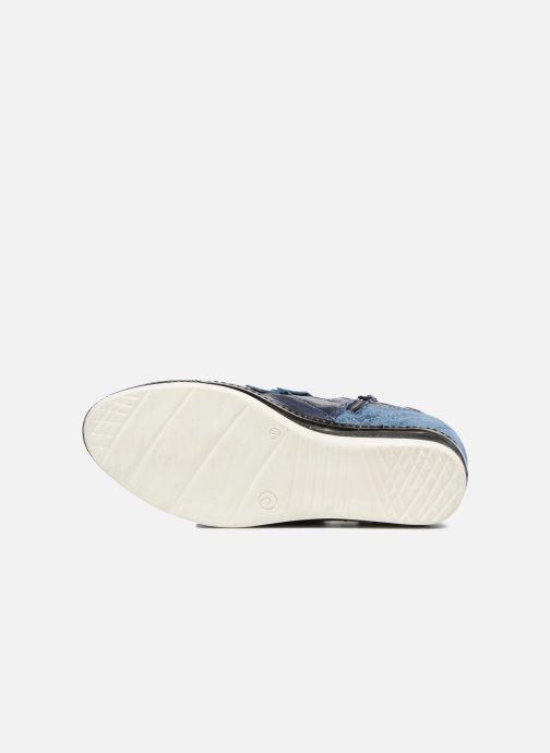 Sneakers Khrio Sofia Blauw boven