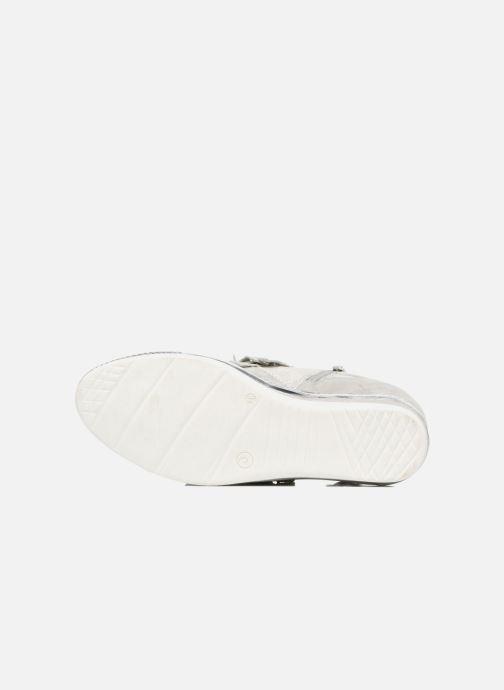 Sneakers Khrio Sofia Zilver boven
