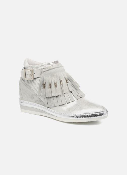 Sneakers Khrio Sofia Zilver detail