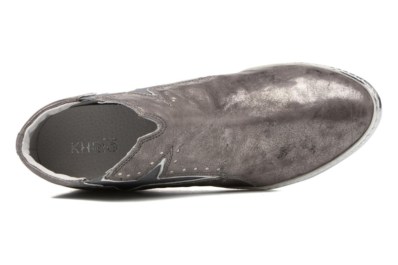 Sneakers Khrio Estrella Grigio immagine sinistra