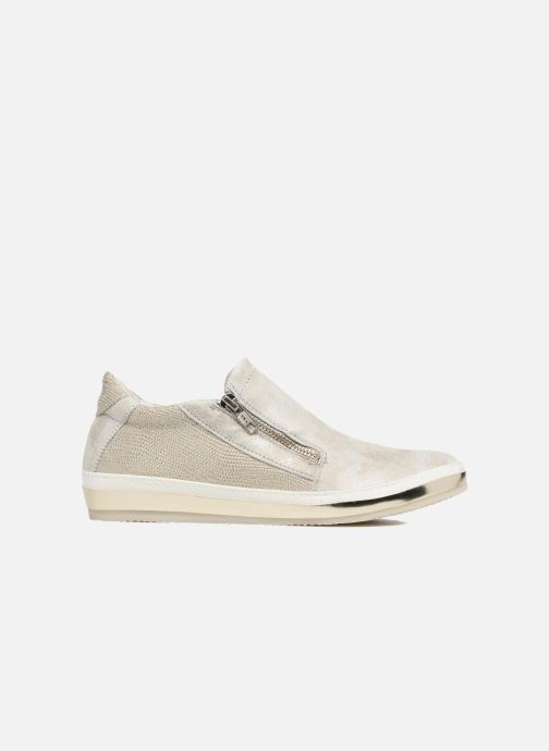 Trainers Khrio Slip-on Silver back view