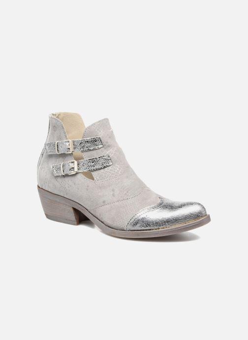 Bottines et boots Khrio Gaia Argent vue détail/paire