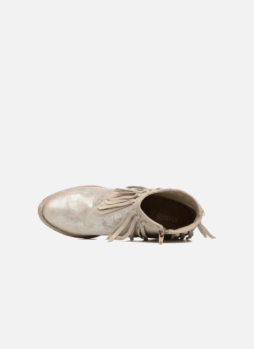 Khrio bei Ilaria (silber) - Stiefeletten & Stiefel bei Khrio Más cómodo 0fb607
