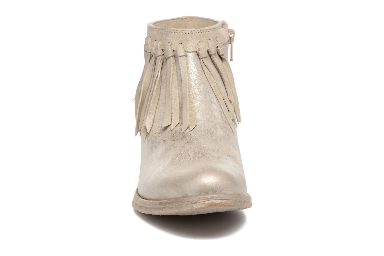 Bottines et boots Khrio Ilaria Argent vue portées chaussures
