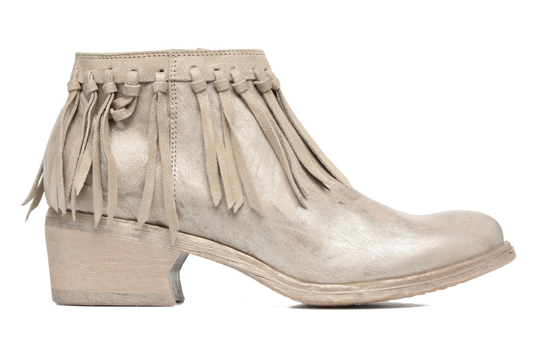 Bottines et boots Khrio Ilaria Argent vue derrière