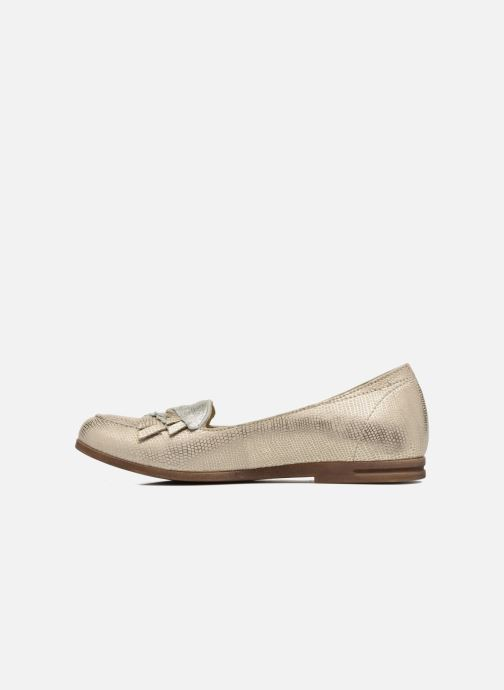 Loafers Khrio Adua Silver front view