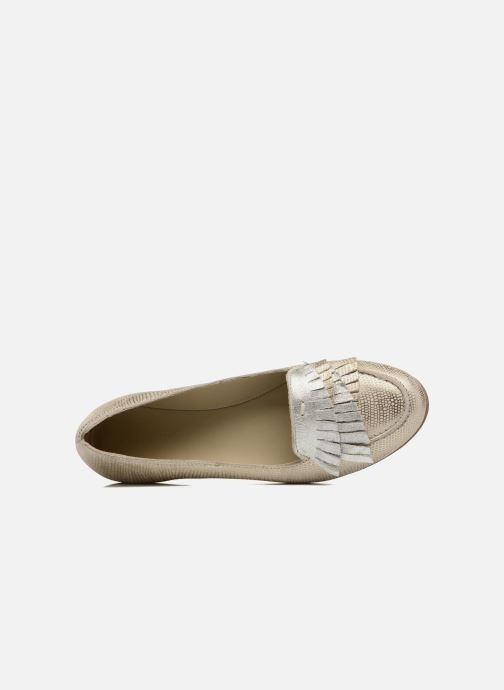 Loafers Khrio Adua Silver view from the left