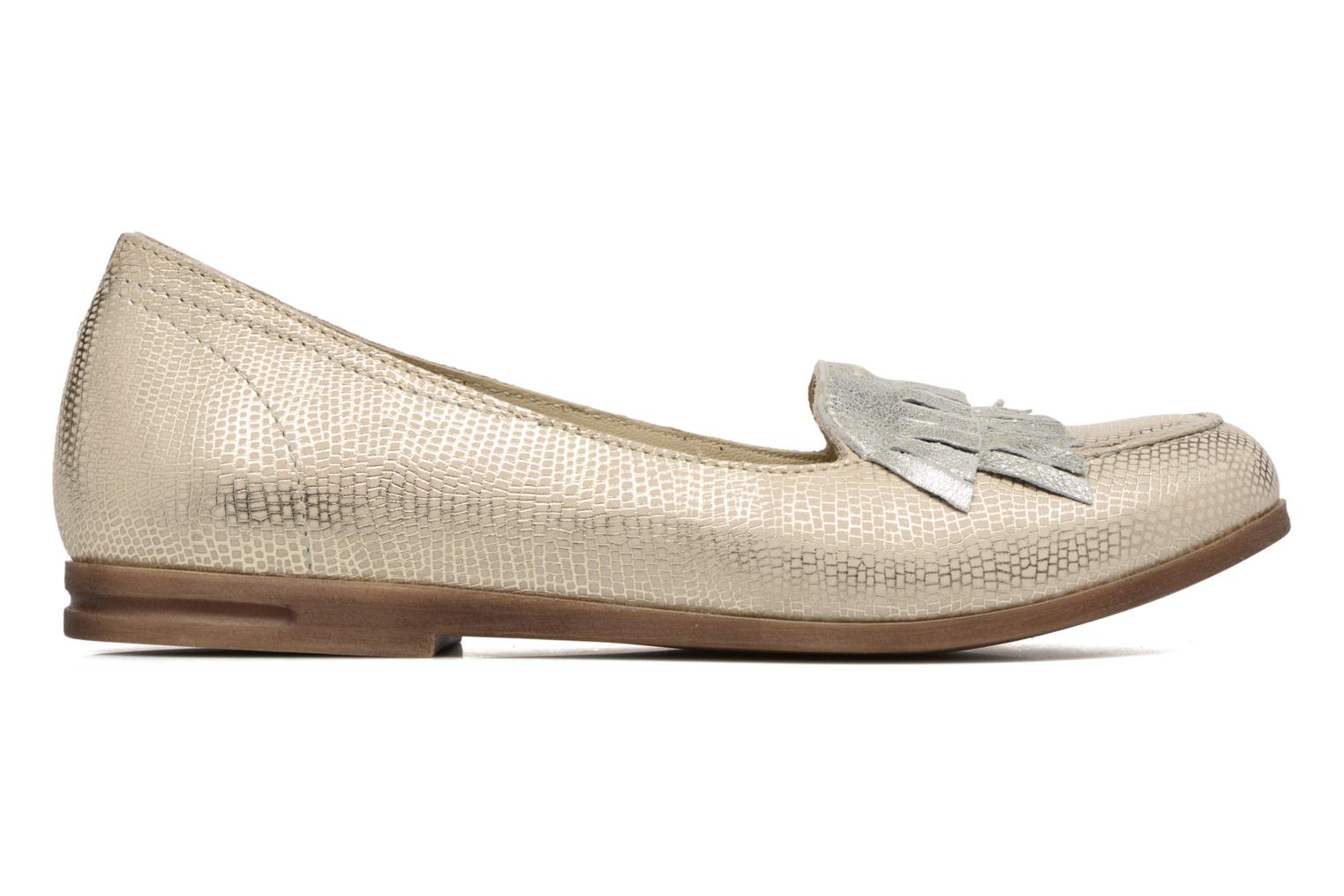 Loafers Khrio Adua Silver back view