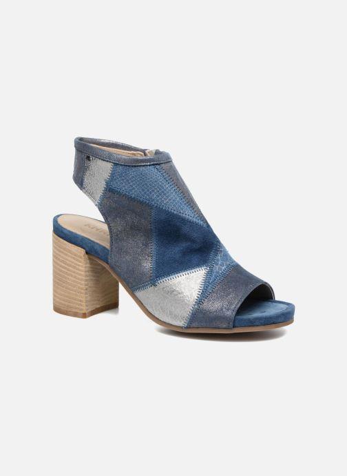 Sandales et nu-pieds Khrio Aurea Bleu vue détail/paire