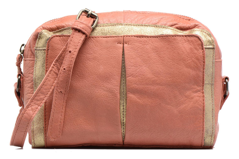 Sacs à main Pieces Jace Leather Crossover bag Rose vue détail/paire