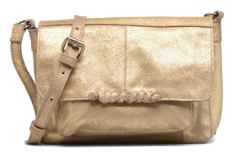 Borse Pieces Musta Leather Crossover bag Oro e bronzo vedi dettaglio/paio