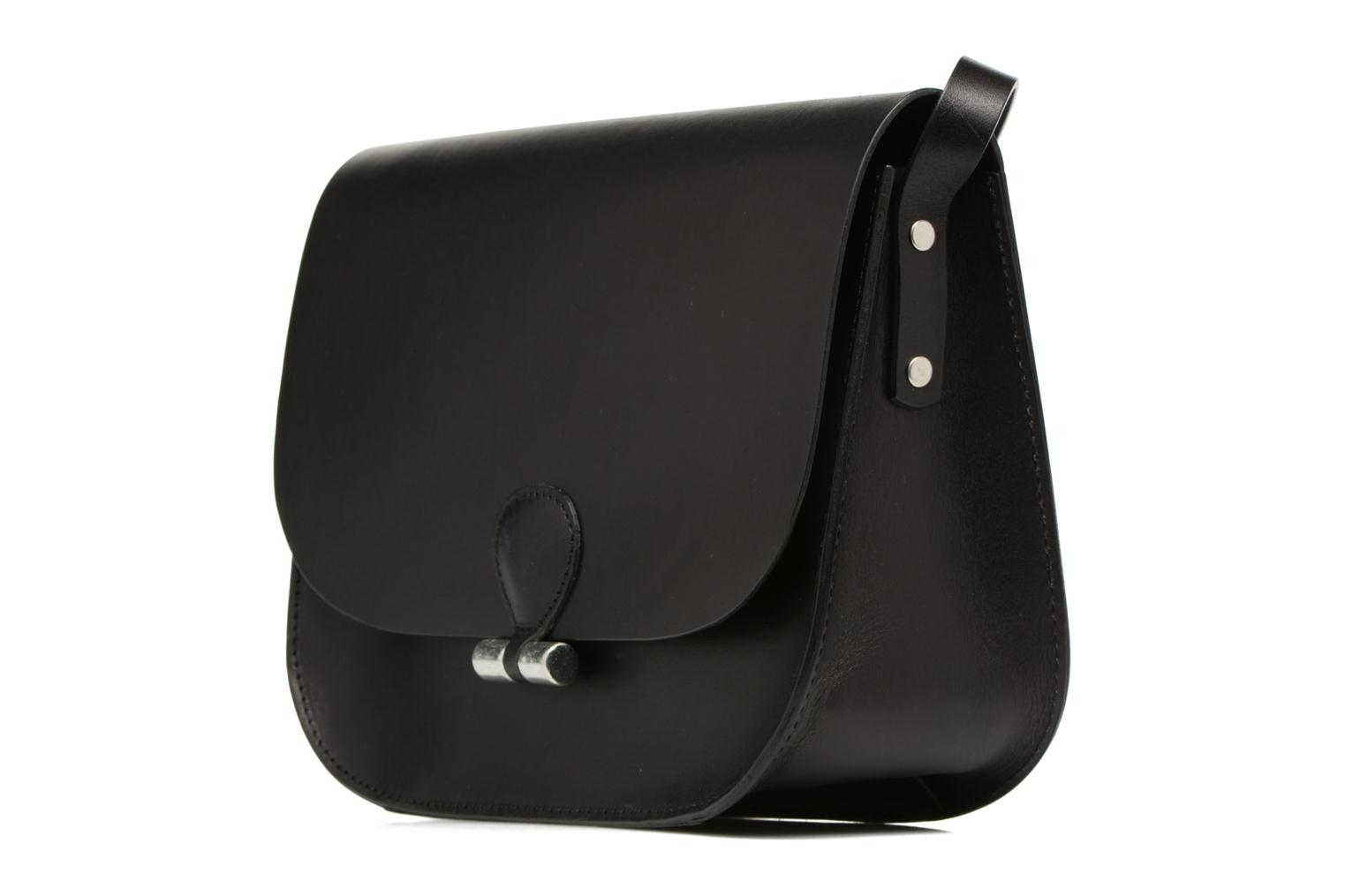 Lasanne Black Pieces Leather Lasanne Leather Lasanne bag Pieces Leather Pieces Black bag wqCC5f