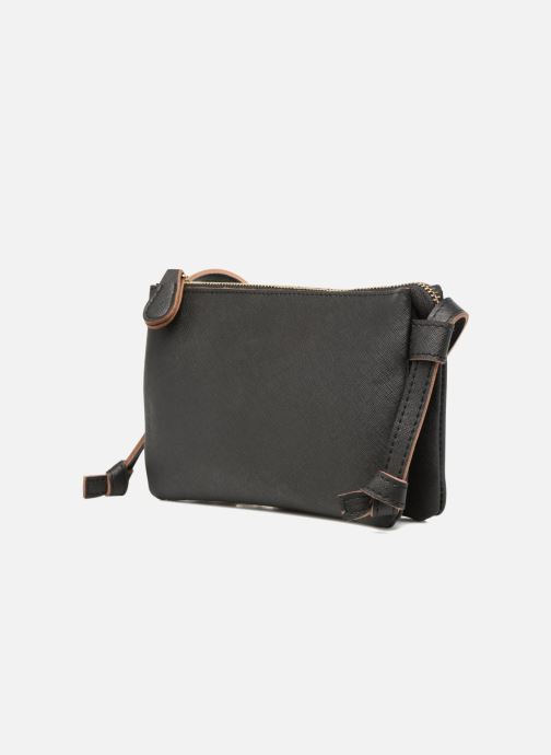 Handtaschen Pieces Lellis Crossbody schwarz schuhe getragen