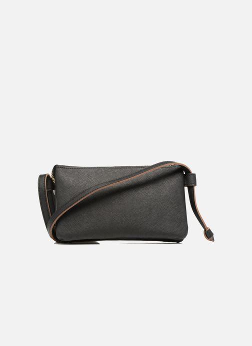 Handtaschen Pieces Lellis Crossbody schwarz ansicht von vorne