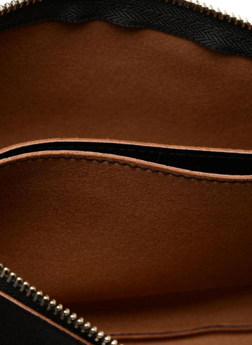 Handtaschen Pieces Lellis Crossbody schwarz ansicht von hinten