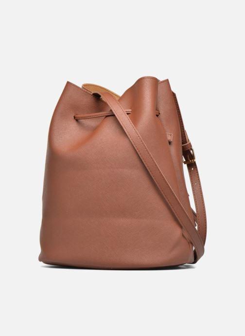 Handtassen Pieces Lellis Tighten bag Bruin rechts