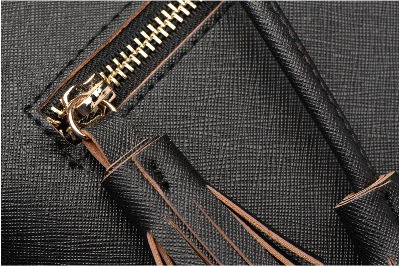 Bolsos de mano Pieces Lellis Tighten bag Negro vista lateral izquierda