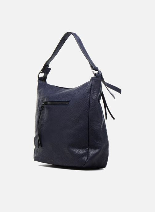 Handtassen Pieces Laney Bag Blauw rechts