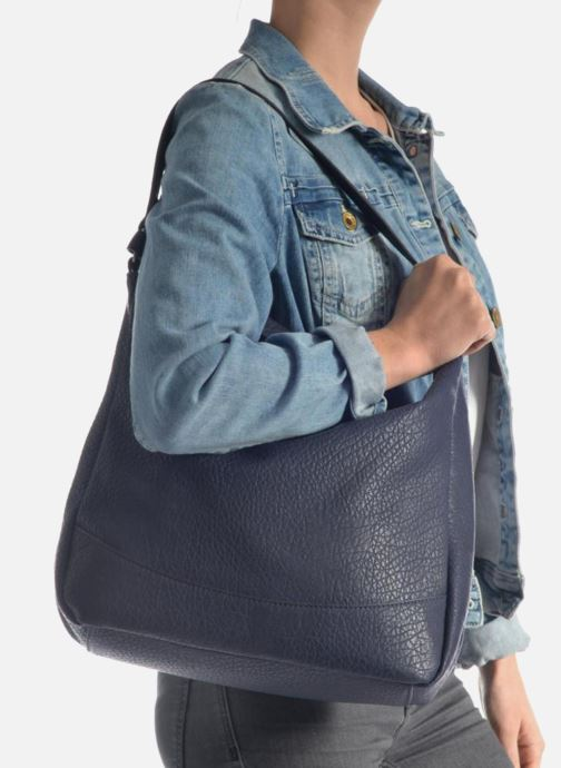 Handtassen Pieces Laney Bag Blauw onder