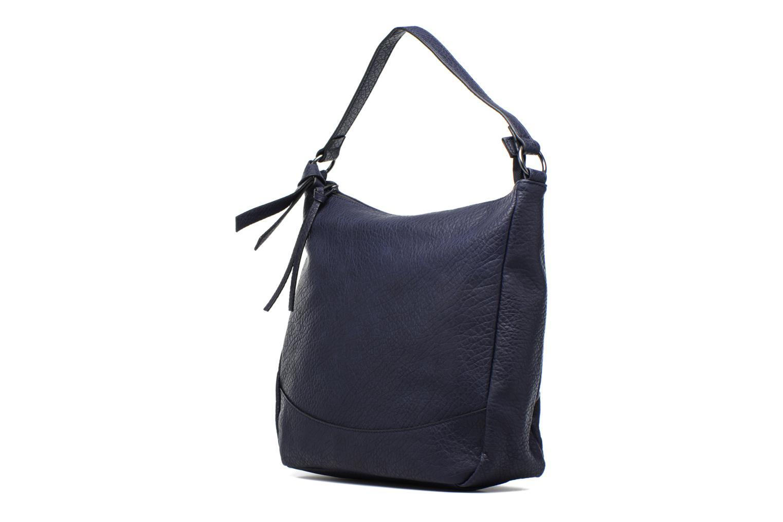 Bolsos de mano Pieces Laney Bag Azul vista del modelo