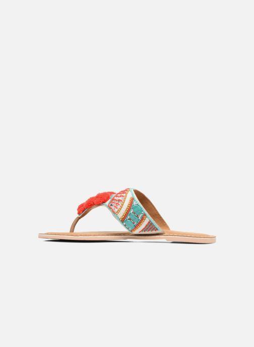 Sandales et nu-pieds Buffalo Josy Multicolore vue face