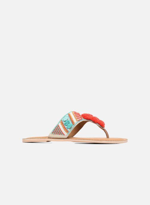Sandales et nu-pieds Buffalo Josy Multicolore vue derrière