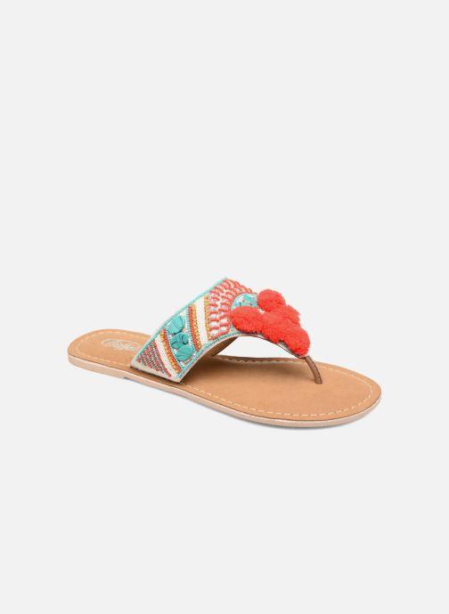 Sandales et nu-pieds Buffalo Josy Multicolore vue détail/paire