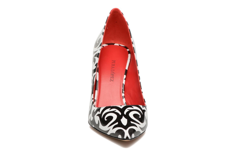 Høje hæle Pura Lopez Reika Multi se skoene på