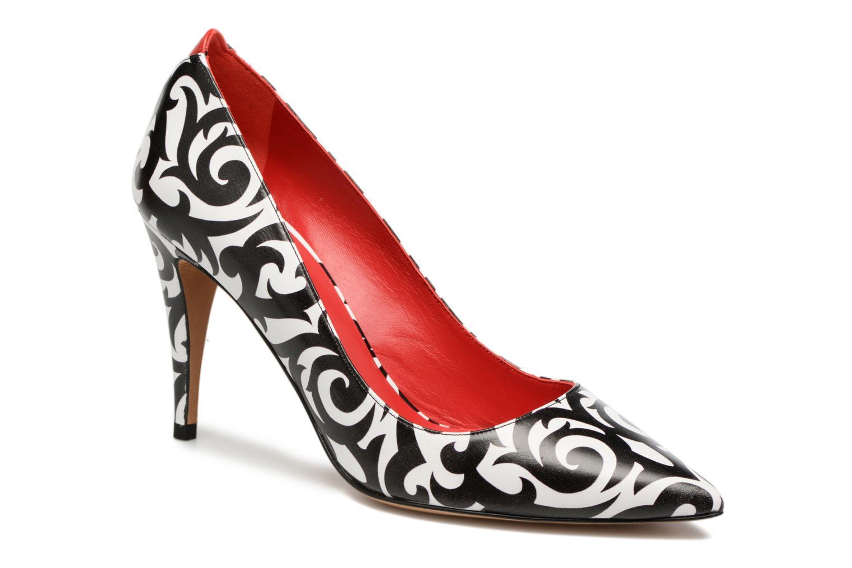 Høje hæle Pura Lopez Reika Multi detaljeret billede af skoene