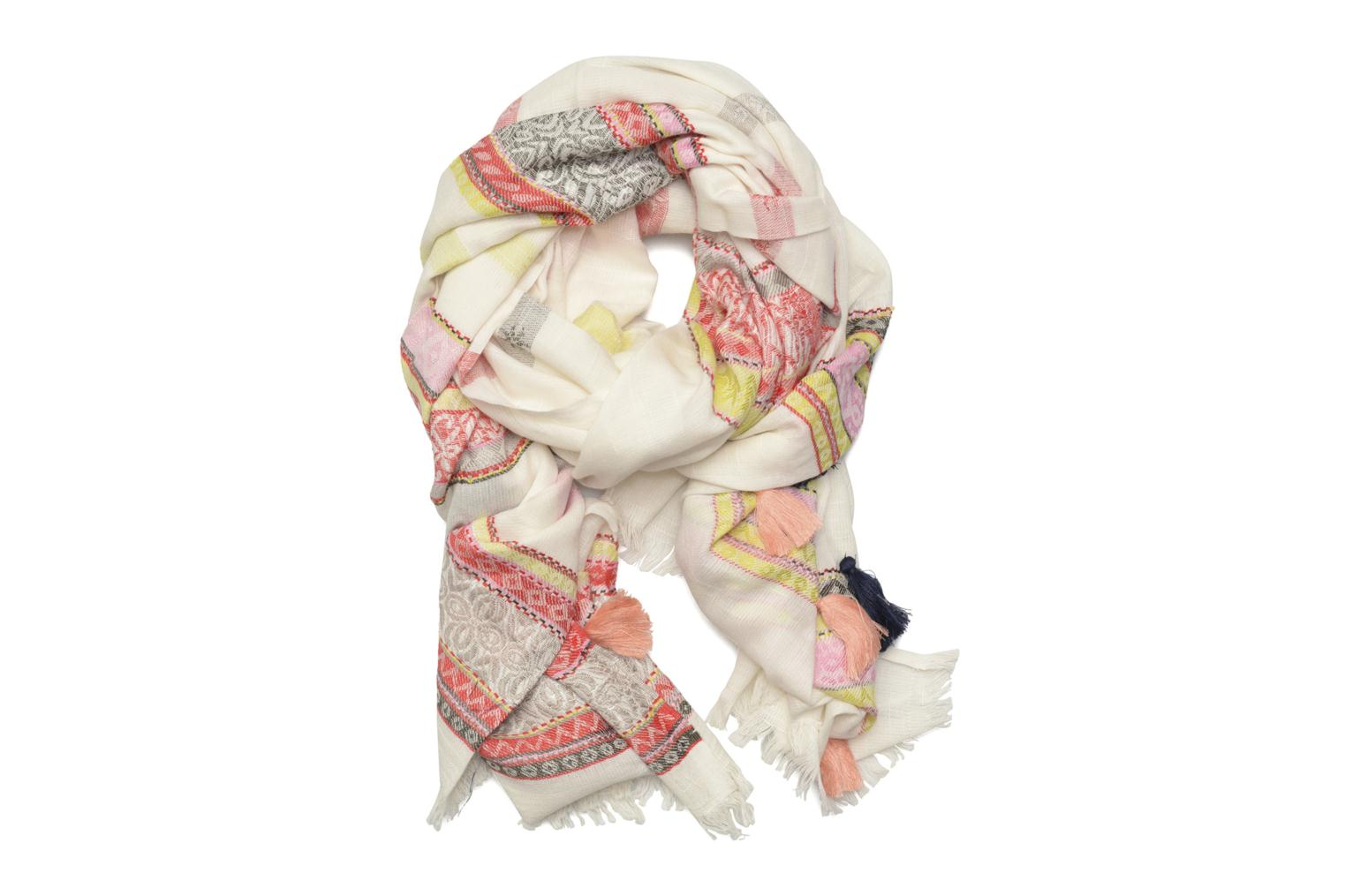Scarf Pieces Lisa Long scarf Beige detailed view/ Pair view