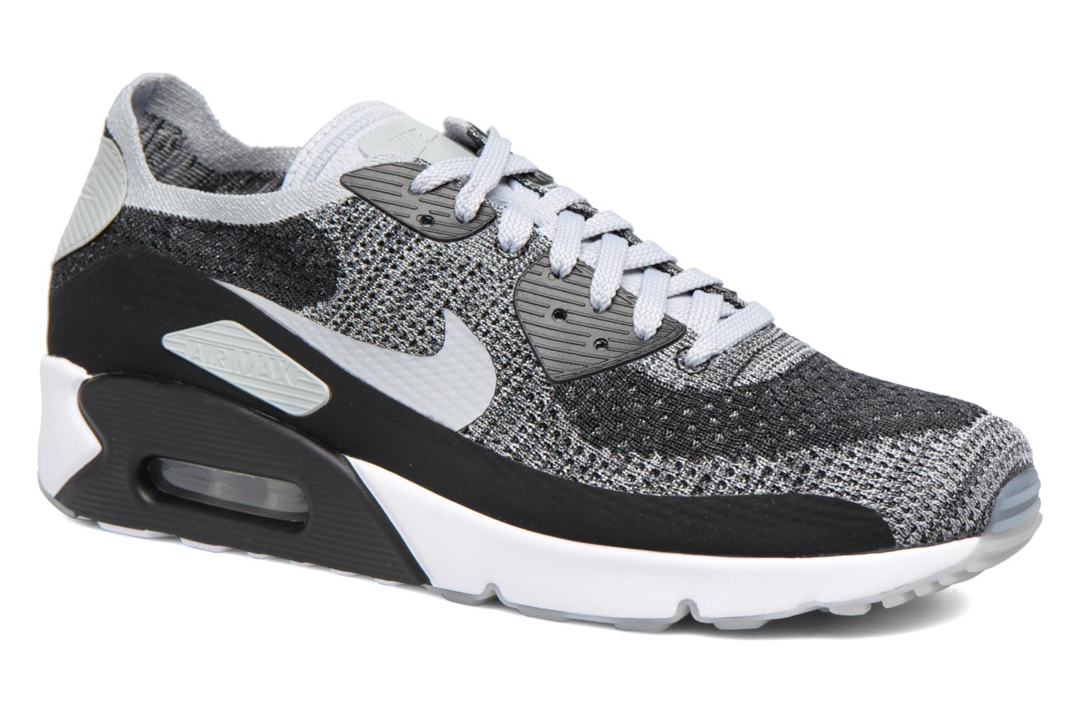 Sneakers Nike Air Max 90 Ultra 2.0 Flyknit Zwart detail