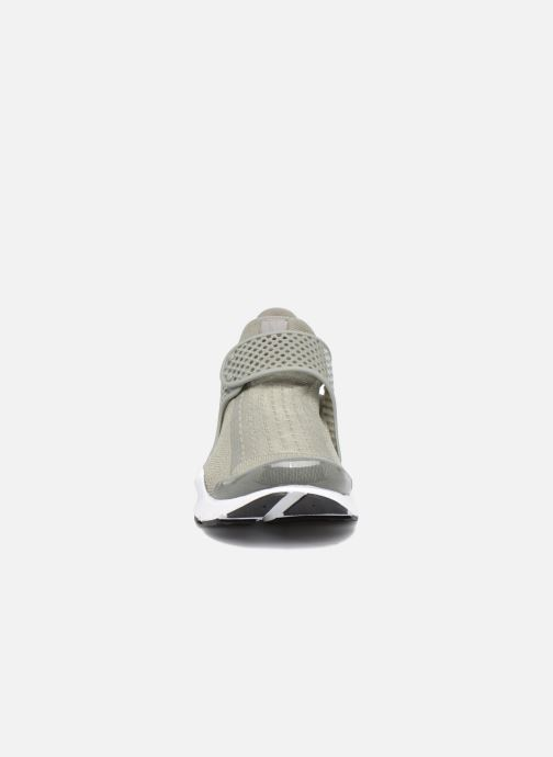 Sneakers Nike Wmns Nike Sock Dart Grön bild av skorna på