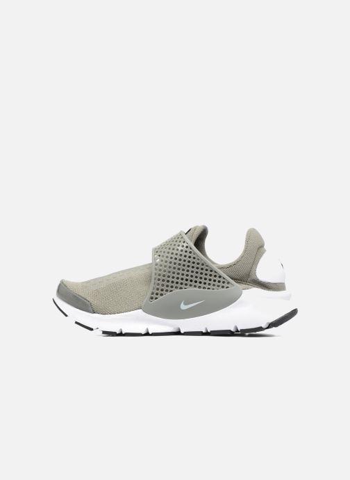 Sneakers Nike Wmns Nike Sock Dart Groen voorkant