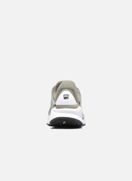 Sneakers Nike Wmns Nike Sock Dart Grön Bild från höger sidan