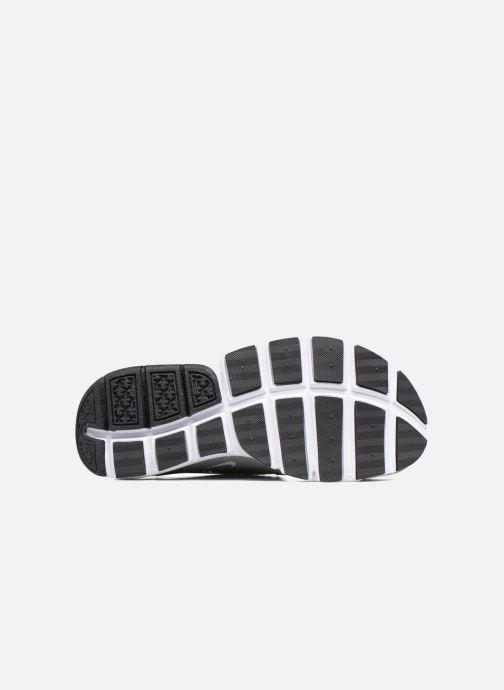 Sneakers Nike Wmns Nike Sock Dart Grön bild från ovan