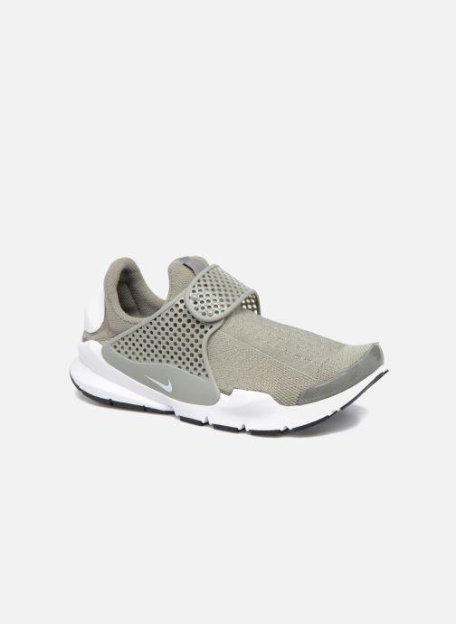 Sneakers Nike Wmns Nike Sock Dart Grön detaljerad bild på paret