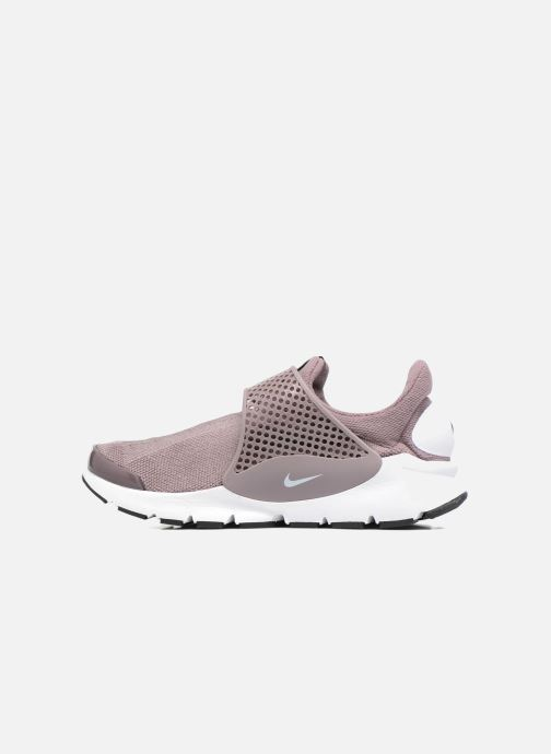 Sneakers Nike Wmns Nike Sock Dart Viola immagine frontale