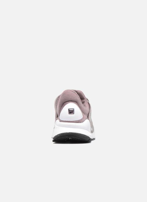 Sneakers Nike Wmns Nike Sock Dart Viola immagine destra