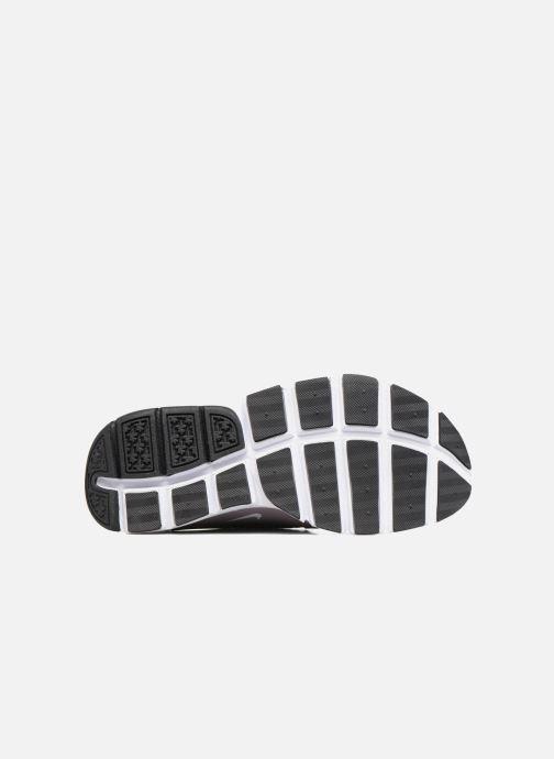 Sneakers Nike Wmns Nike Sock Dart Viola immagine dall'alto