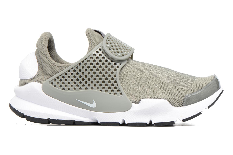 Sneakers Nike Wmns Nike Sock Dart Grøn se bagfra