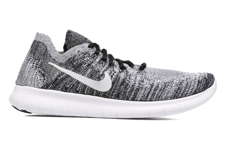 Chaussures de sport Nike Nike Free Rn Flyknit 2017 Noir vue derrière