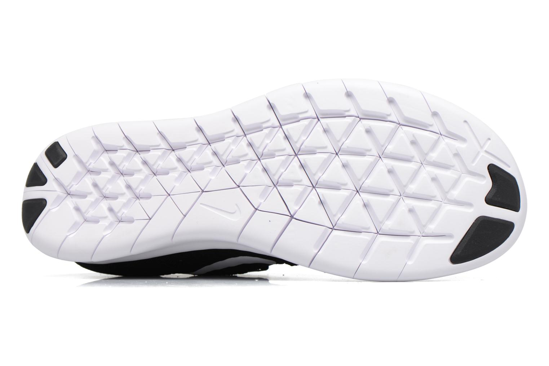 Scarpe sportive Nike Nike Free Rn Flyknit 2017 Nero immagine dall'alto