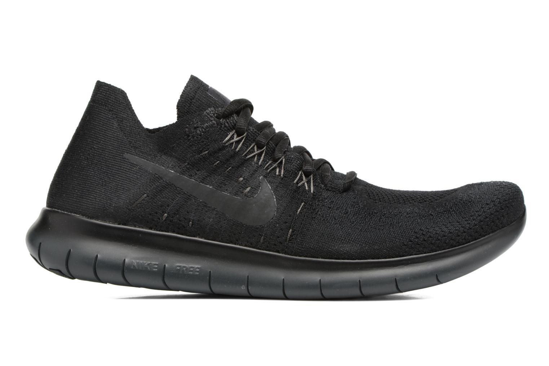 Zapatillas de deporte Nike Nike Free Rn Flyknit 2017 Negro vistra trasera