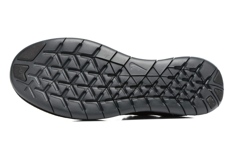Zapatillas de deporte Nike Nike Free Rn Flyknit 2017 Negro vista de arriba